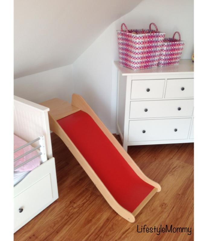 Interior - Girls Room Kinderzimmer - LifestyleMommy