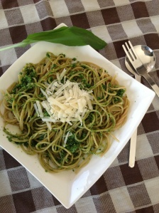 Food – Bärlauchpesto