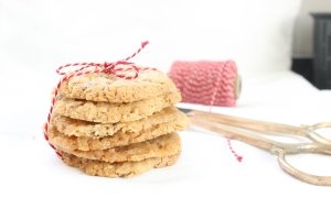 Food – leckere Cookies, Müslikekse