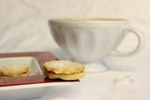 Food & Kids – Start der Weihnachtsbäckerei (Plätzchenrezept, auch vegan)