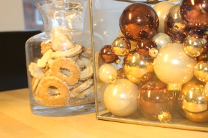 Interior & Food – es weihnachtet…