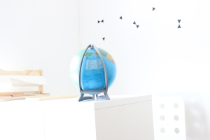 Interior – Update Boysroom, Blick ins umgestaltete Kinderzimmer
