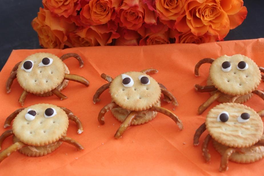 Halloween Spinnencracker