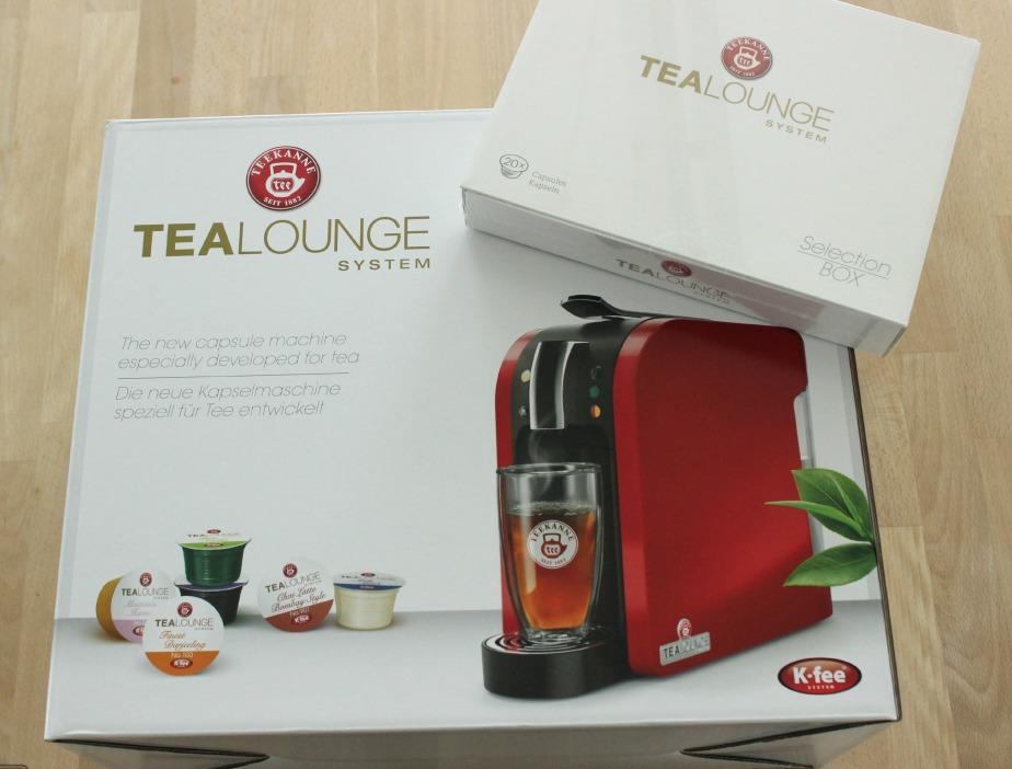 Teekanne Tealounge System 1