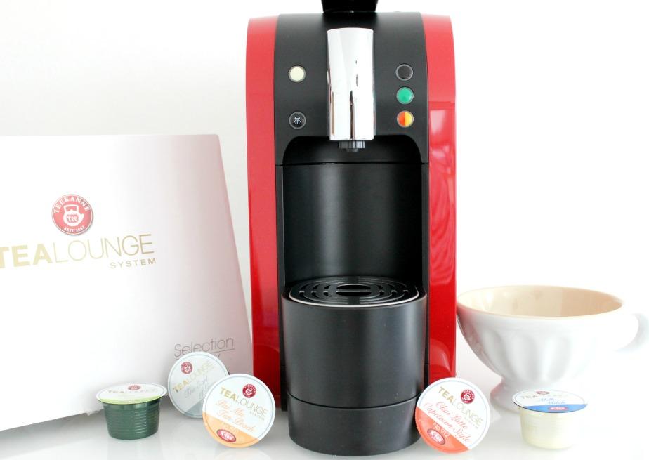 Teekanne Tealounge System2