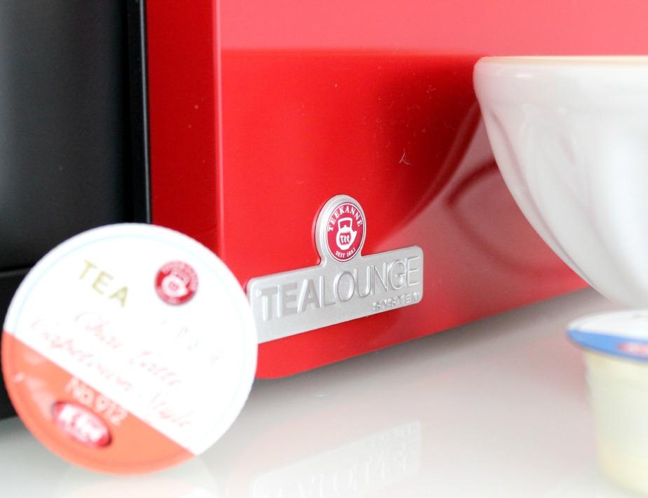 Teekanne Tealounge System3