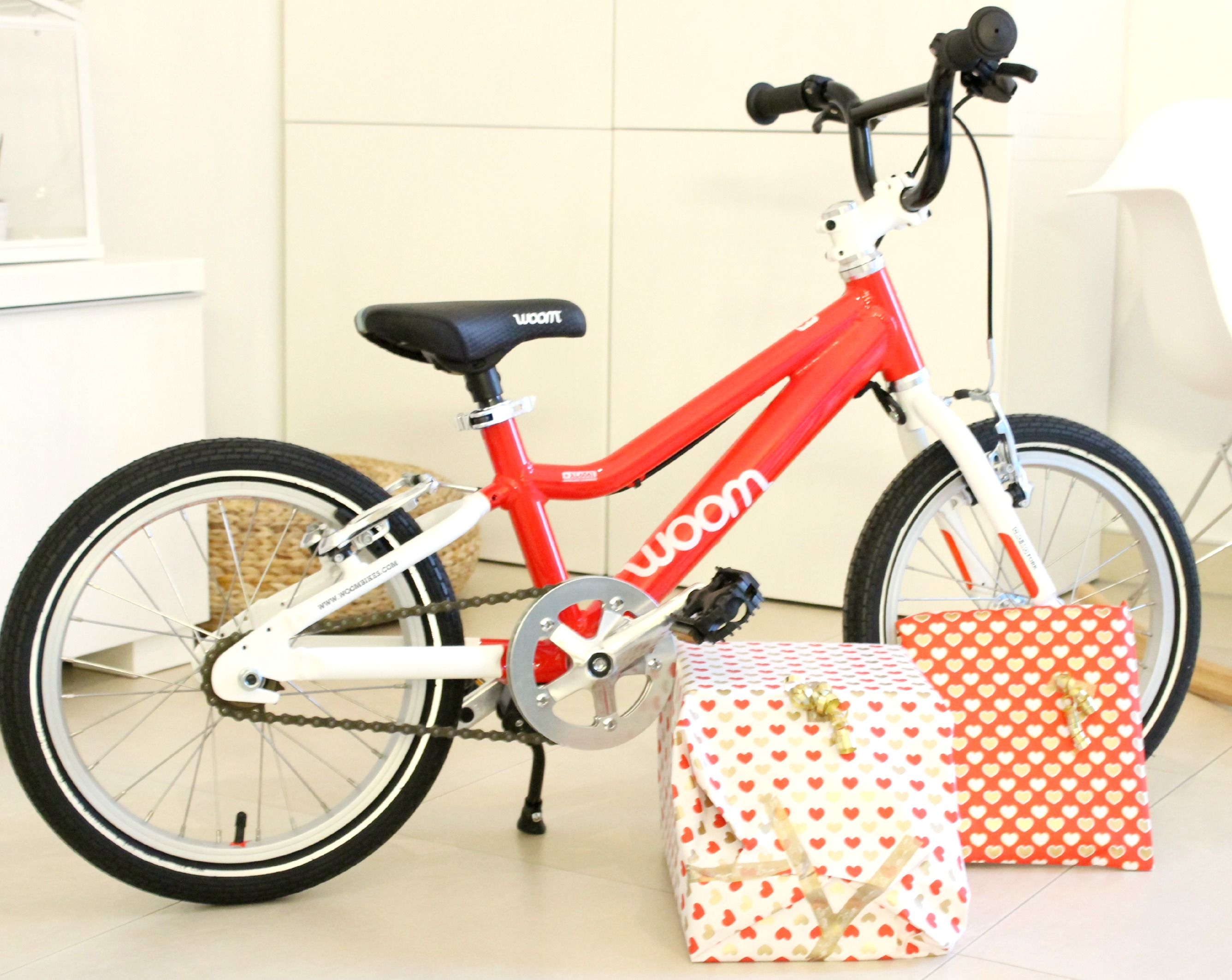 kids kinderfahrrad von woom bikes review lifestylemommy. Black Bedroom Furniture Sets. Home Design Ideas